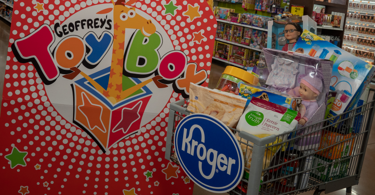 Kroger To Revive Toys R Us For The Holidays Supermarket News