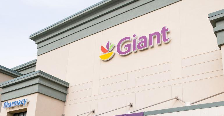 Giant Food-Landover-store banner