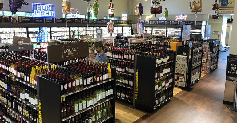 Giant Food Stores Beer Sales