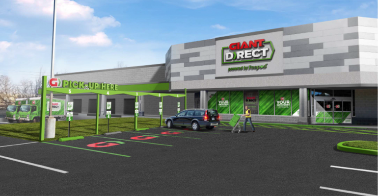 Giant Food Stores to unveil new e-commerce concept | Supermarket News