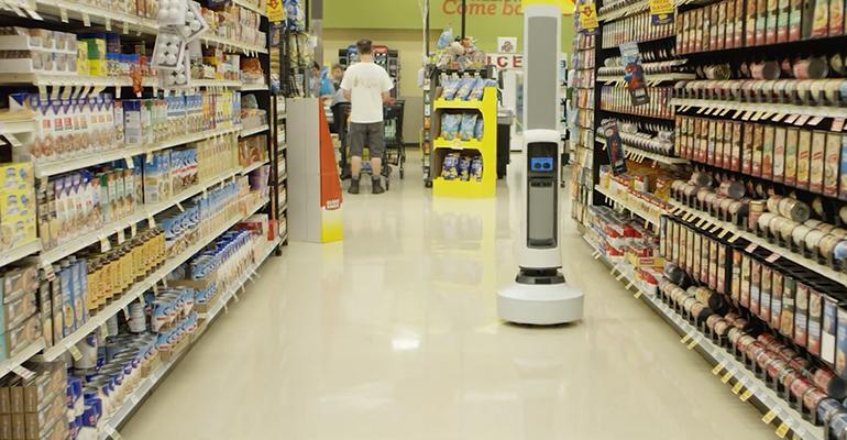 Giant Eagle Tests Shelf Scanning Robots Supermarket News
