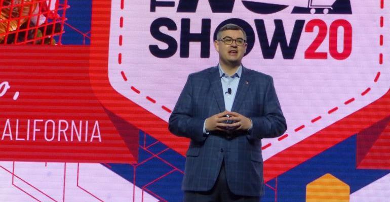 Greg Ferrara-NGA Show 2020-opening keynote