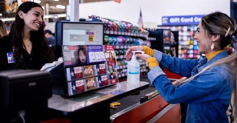 Grocery retailers like H-E-B are stepping up efforts to clean their stores and help protect customers from coronavirus