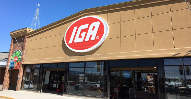 IGA learns from its past, and forges ahead | Supermarket News