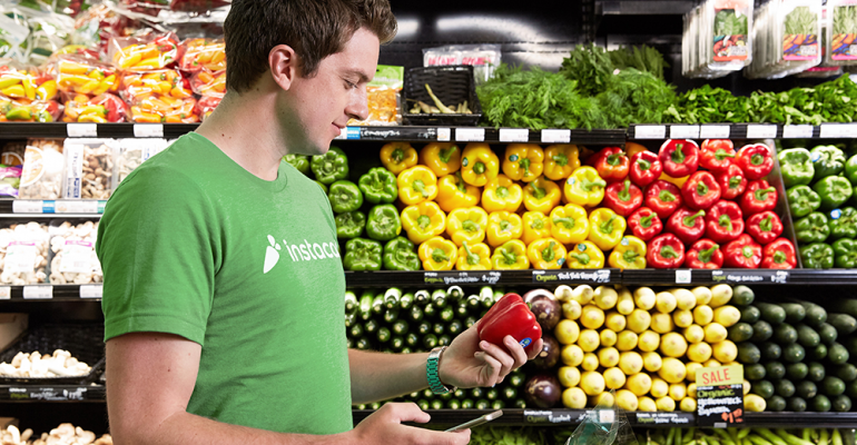 Produce no easy pickin's in online grocery | Supermarket News