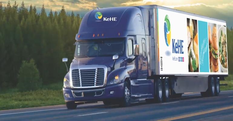 KeHE Distributors truck-highway.png