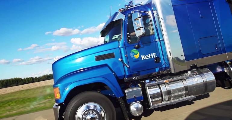 KeHE Distributors-truck cab-closeup.jpg