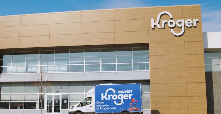 Kroger Ocado Monroe CFC-Kroger Delivery Van-front.png