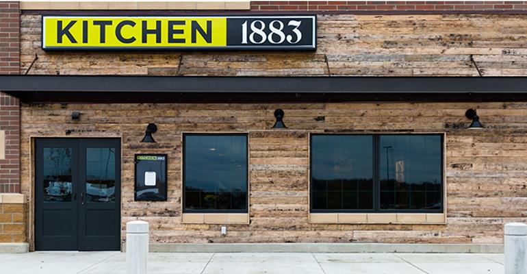 Kroger readies second Kitchen 1883 restaurant