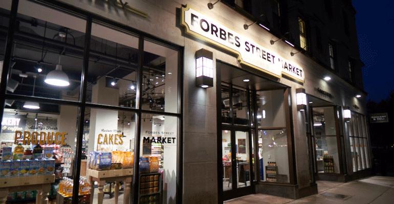 forbes street market