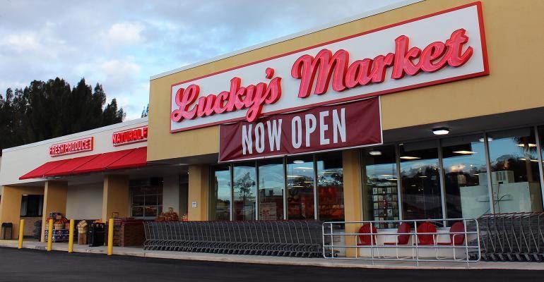 Luckys Market-new store
