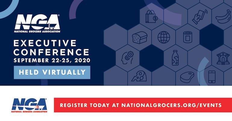 NGA Executive Conference virtual meeting banner