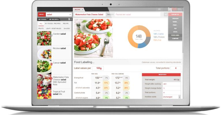 Nutritics Insight