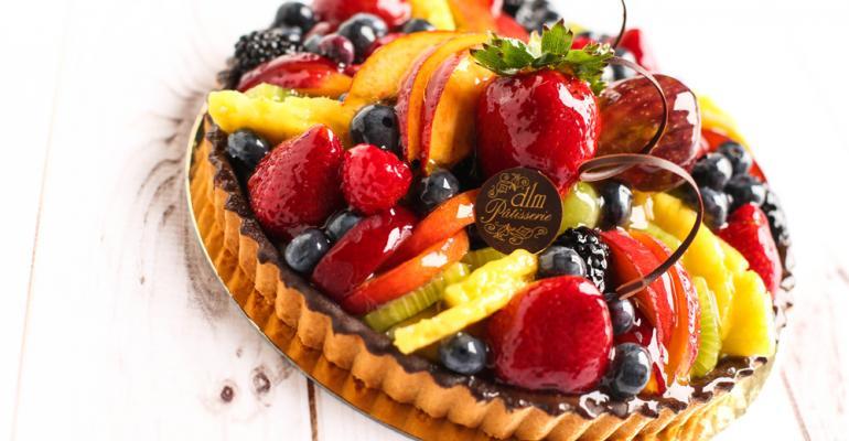 dorothy lane market pastries