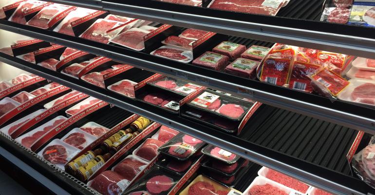 Power of Meat meat case.JPG