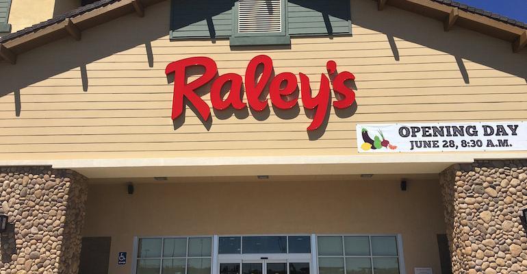 Raleys store-Rancho Cordova CA