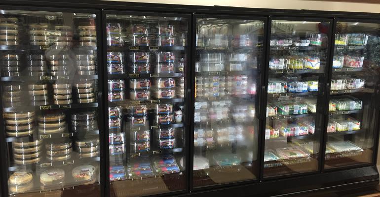 Riesbeck Freezer Case