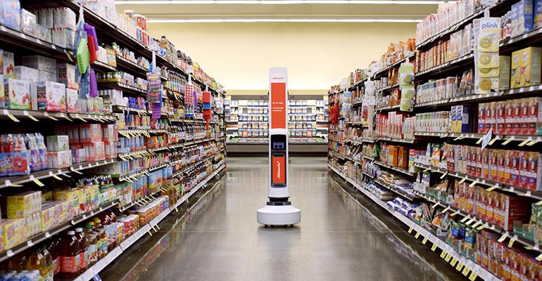 Schnucks to expand use of shelf-scanning robots