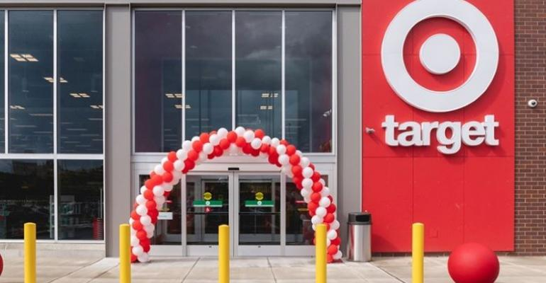 Target store opening