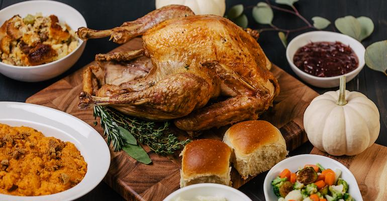 Thanksgiving dinner table-Gelsons Market.jpg