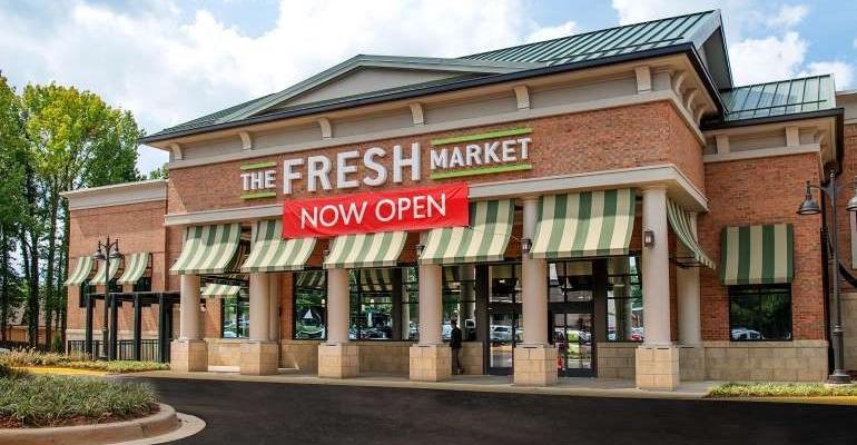 The Fresh Market-Strawberry Hill store-Charlotte NC