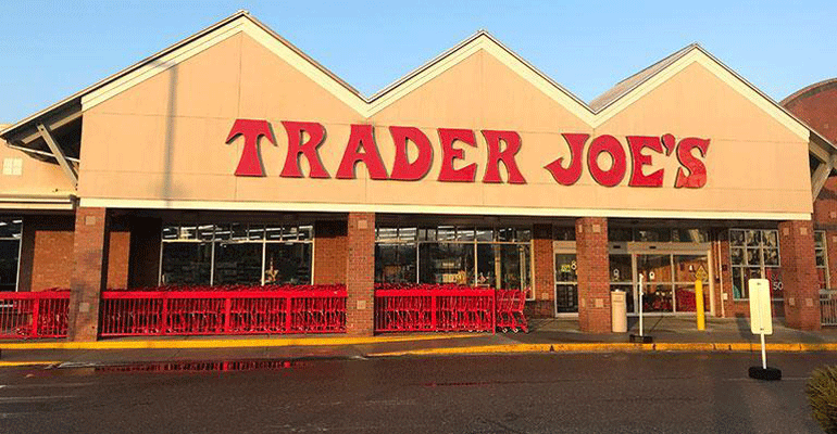 Trader Joe's store in Portland, Maine