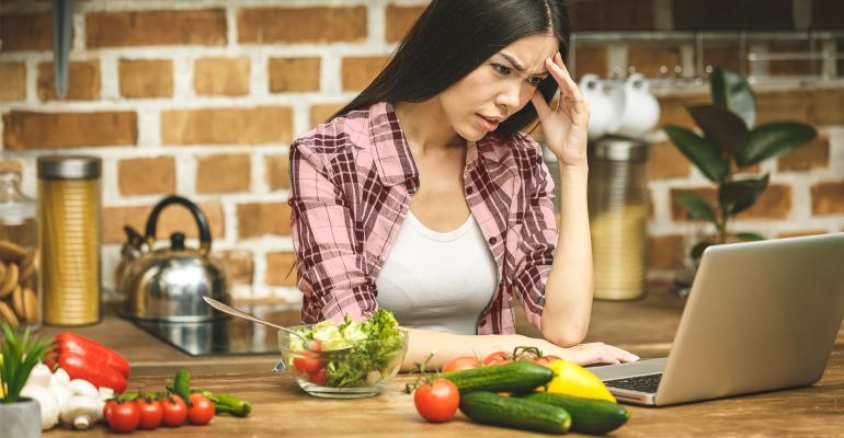 Dinnertime stress