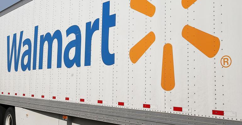 Walmart Truck 1540