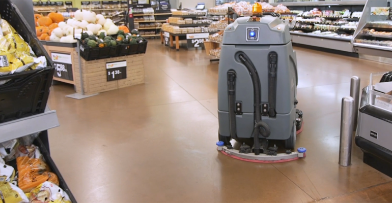 a58a0288e2 Walmart to expand in-store use of robots, automation | Supermarket News