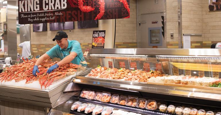 Wegmans Food Markets Inc. King Crab  Photo.jpg