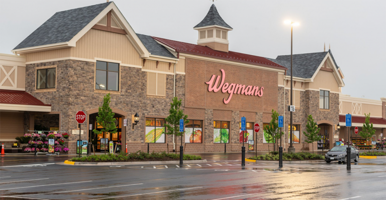 Wegmans doesn't want customers reusing old bags after 2019
