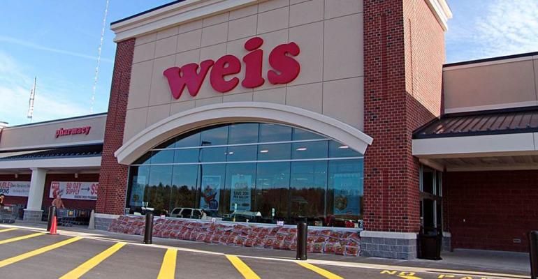 Weis Markets-store exterior