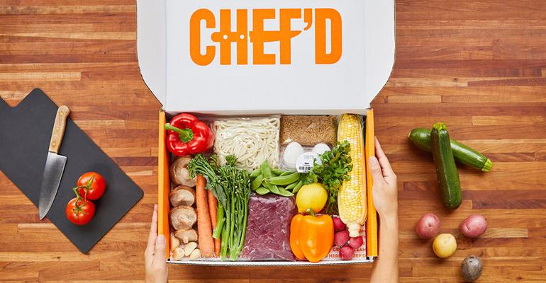 Chef'd is back in business — but not e-business