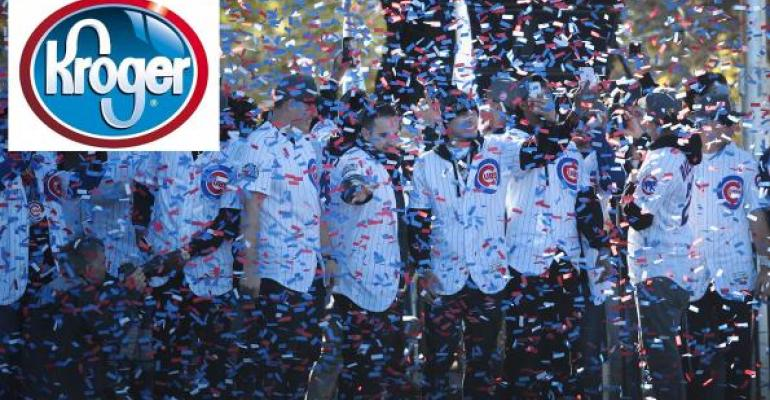 Cubs and Kroger