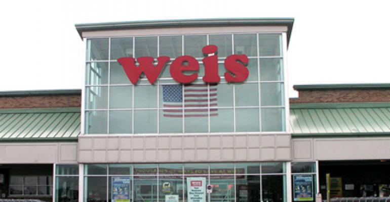 Weis Markets is a 24 billion chain that has 155 stores in five states with headquarters in Sunbury Pa