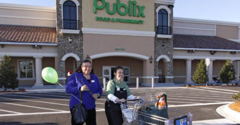 ST AUGUSTINE Fla mdash Publix opened its 1000th supermarket here in February marking a longanticipated milestone for the 79yearold chain Lakeland Flabased Publix Super Markets commemorated the event by donating 1000 each to eight local schools for the purchase of supplies ldquoBeing a part of the lives of our customers and associates is as important in our 1000th store as it was in our firstrdquo said Todd Jones president of Publix in a prepared statement Although it took Publix 65 years to open its first