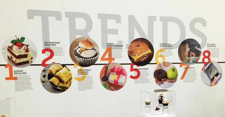 Gallery: Trend-spotting on the IDDBA show floor