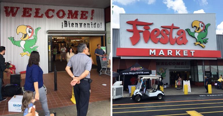 Gallery: Reopening kicks off Fiesta Mart 'reinvigoration'