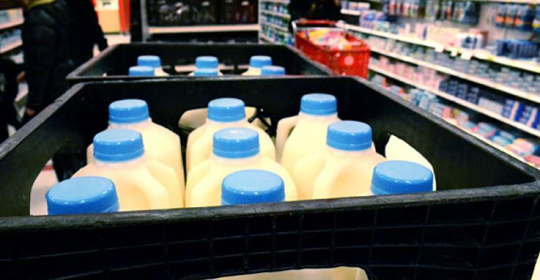 Conventional Milk Sales Sour, Alternatives Grow