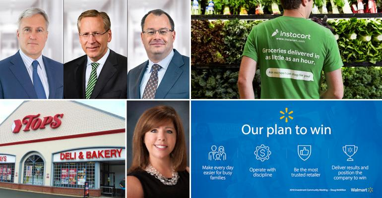 Gallery: McCann resigns at Ahold, new Tops VP and more trending articles