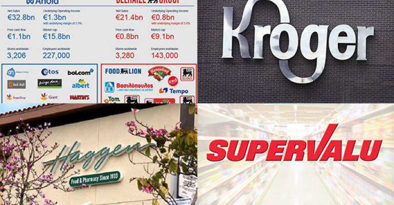 Gallery: Ahold Delhaize leaders, Kroger's courtship of Roundy's and more trending stories