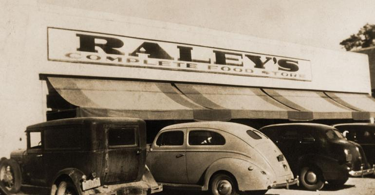 Gallery: Looking back 80 years at Raley's