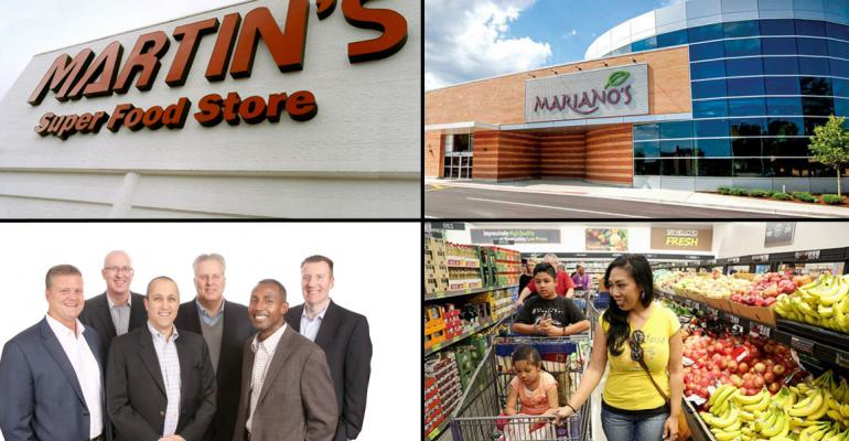 Gallery: Ahold-Delhaize divestitures?, new Roundy's presidents and more trending stories