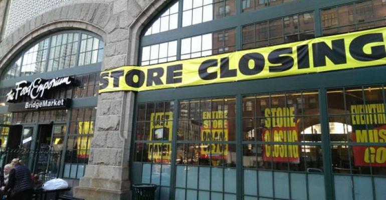 Gallery: Final hours of A&P's 'Bridgemarket'