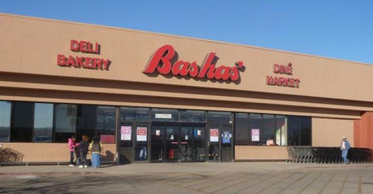 Gallery: Bashas' remodels first Diné Market