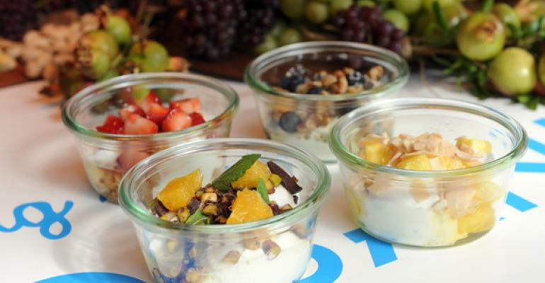Artisan Culture: Suppliers Open Yogurt Bars
