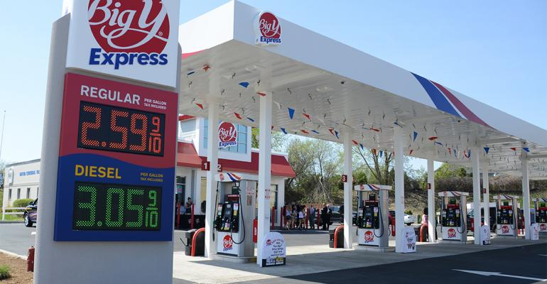 Gallery: Big Y opens first gas and c-store