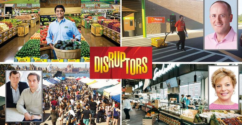 Gallery: See who made SN's Disruptors 2015