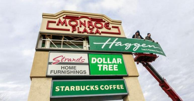 Gallery: How Haggen converts a store