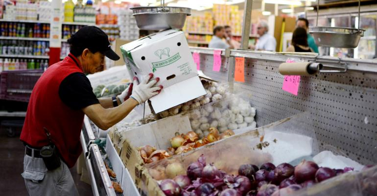 Gallery: Inside Hong Kong Food Market